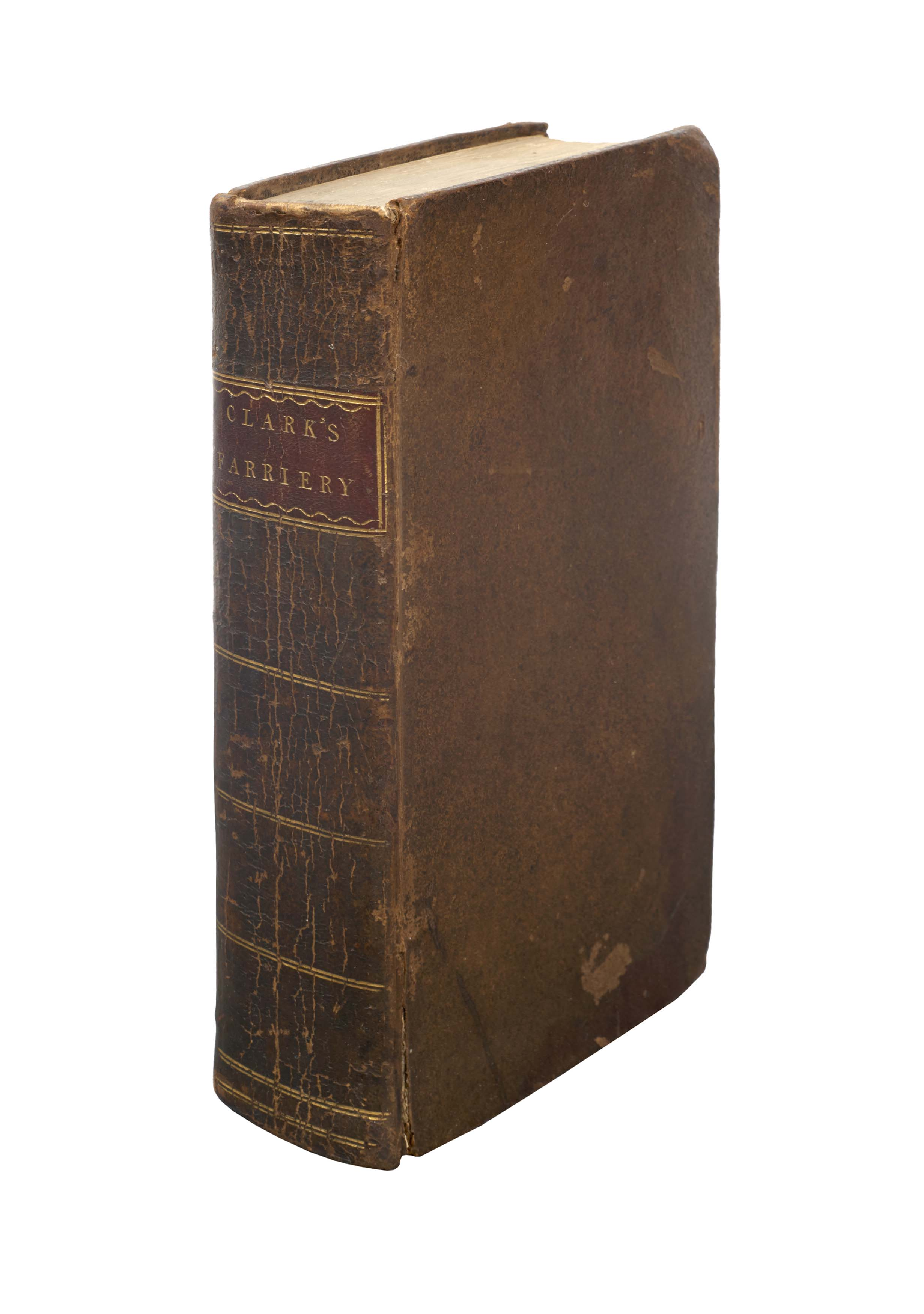 A Treatise on the Prevention of Diseases incidental to Horses, from bad Management in Regard to Stables, Food, Water, Air, and Exercise, to which are subjoined Observations on some of the surgical and medical Branches of Farriery … second Edition, corrected and enlarged.
