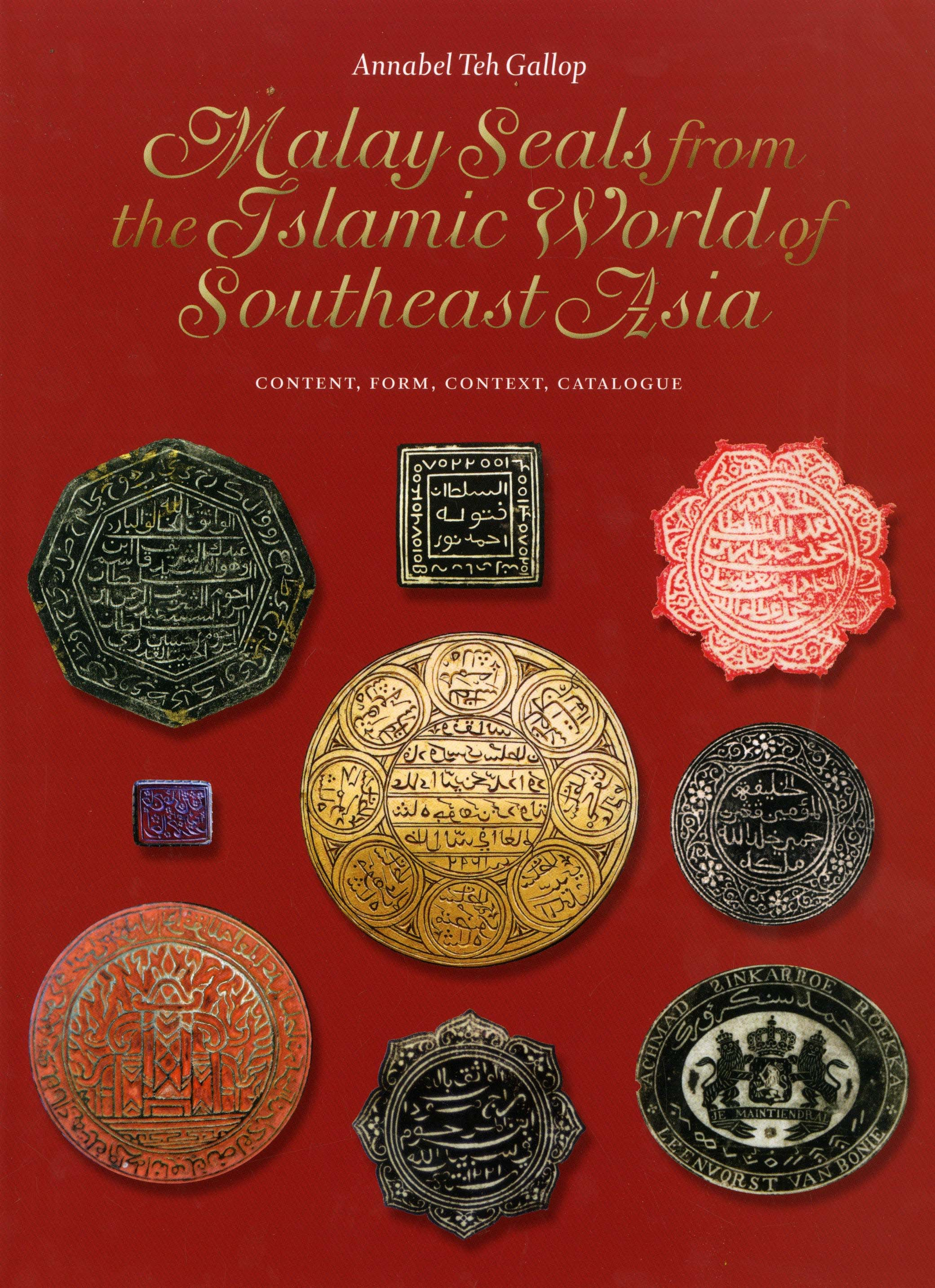 Malay seals from the Islamic world of Southeast Asia.